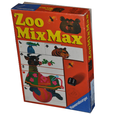 Boite du jeu Zoo mixmax