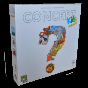 Boite du jeu Concept kids