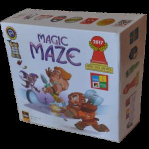 Boite du jeu Magic maze