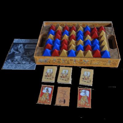 Matériel du jeu Ramsès