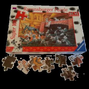 Image de puzzle 101 Dalmatiens