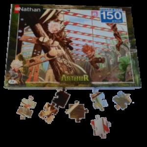 Image de puzzle Arthur et les Minimoys