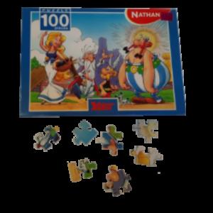 Image de puzzle Astérix