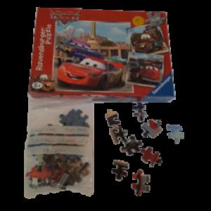 Image de puzzle Cars