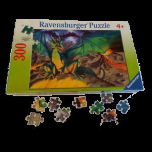Image de puzzle Dinosaures