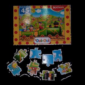 Image de puzzle Oui-Oui
