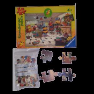 Image de puzzle Petite Bête