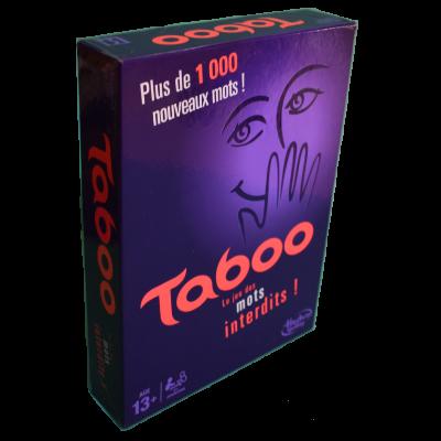 Boîte du jeu Taboo