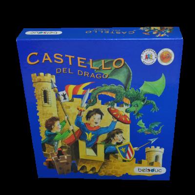 Boite du jeu Castello del drago