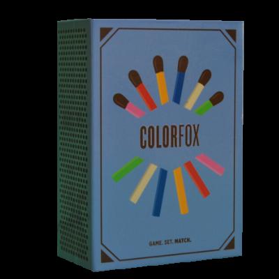 Boite du jeu Colorfox