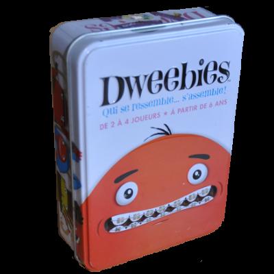 Boite du jeu Dweebies