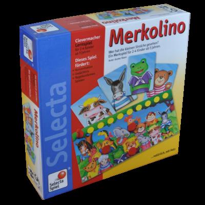 Boite du jeu Merkolino