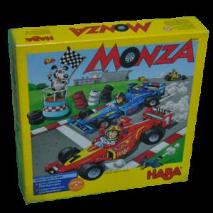 Boite du jeu Monza