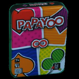 Boite du jeu Papayoo