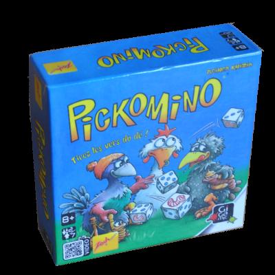 Boite du jeu Pickomino