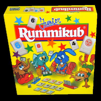 Boite du jeu Rummikub junior