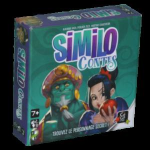 Boite du jeu Similo contes